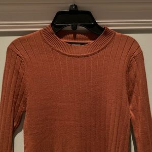 Forever 21 Burnt Orange Sweater